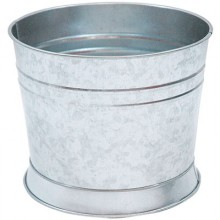 Galvanized Tub Base