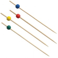 "3 1/2"" Ball Pick Assorted"