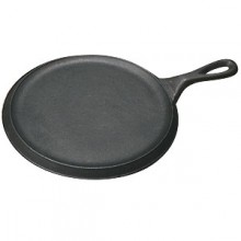 "9"" Diameter Raised Round Serving Griddle"
