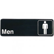 Men Contemporary Symbol Sign