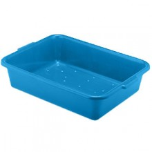 "5"" D Color-Mate™ Food Storage Drain Box"