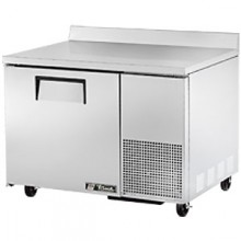 "44 1/2"" W 11.4 Cubic Ft One Door Worktop Freezer"