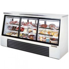 "96 1/2"" W 32 Cubic Ft Six Door Standard Height - Self Serve"