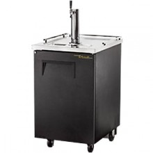 1 Keg Black Direct Draw Draft Beer Dispenser