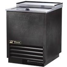 """24 3/4"""" Wide Glass Froster - Black"""