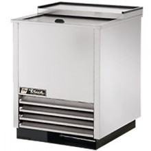 """24 3/4"""" Wide Glass Froster - Stainless Steel"""