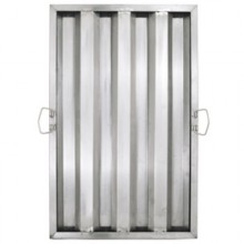 "16""W x 25""H x 1 1/2""D Value Baffle Grease Filter"
