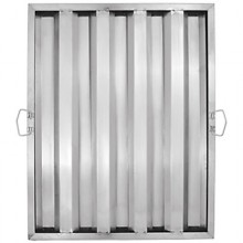 "20""W x 25""H x 1 1/2""D Value Baffle Grease Filter"