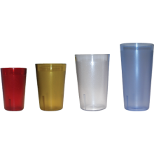 Update International 16oz. SAN Plastic Tumbler