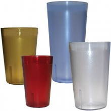 Update International 12oz. SAN Plastic Tumbler