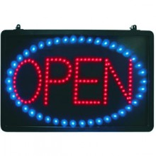 Economy LED Open Sign