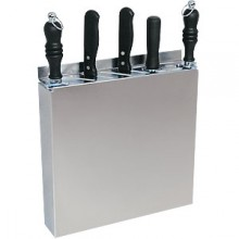 Stainless Steel Knife Rack