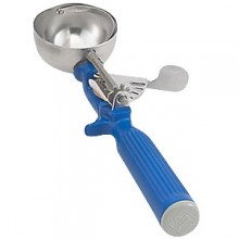 2 oz. Blue Heavy Duty Color-Coded Disher