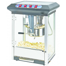 8oz. Popcorn Popper - Black