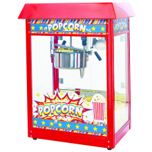8oz. Popcorn Popper - Red