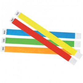 """3/4"""" Solid Color Wristbands"""
