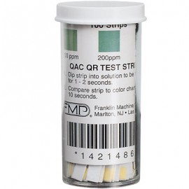 100 Chlorine Test Strips