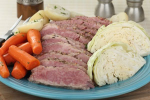 Celebrate Saint Patrick's Day with a Corned Beef Recipe