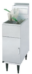 Commercial Fryers: Introduction - Gas Tube Fryer