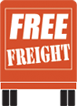 Shop for items with free freight