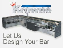 Let Serv-U design your bar layout