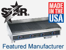 Featured Manufacturer Star