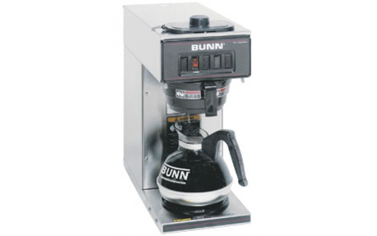 1 Station Low Profile Pourover Brewer