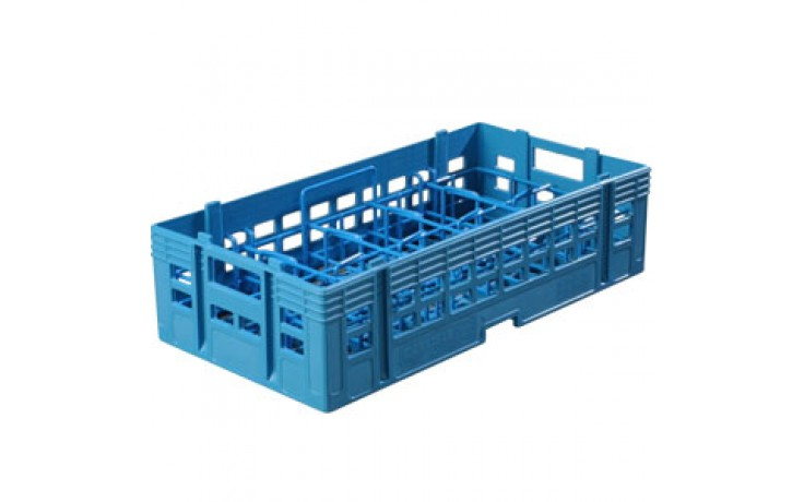 10 Compartment Cup Half Size Stack-All® Rack