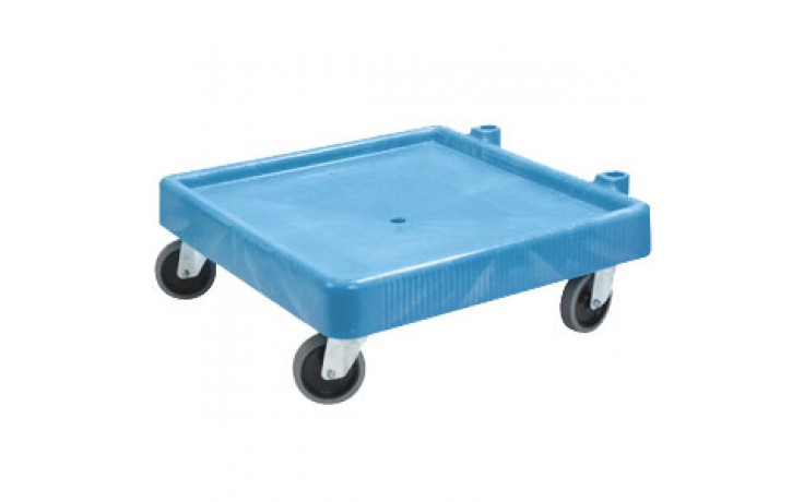 E-Z Glide™ Rack Plastic Dolly without Handle