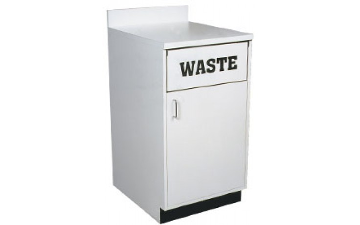 "20"" Convenience Store Waste Receptacle"