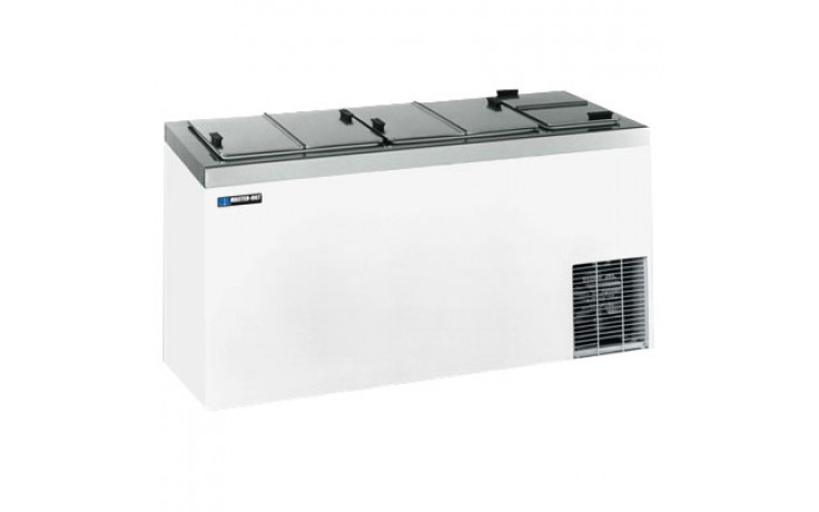 """66 5/8"""" W 25 Tub Dipping Cabinet - Stainless Steel"""