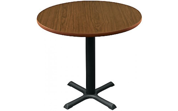 "30"" Base 36"" Round Complete Double-Sided Table"