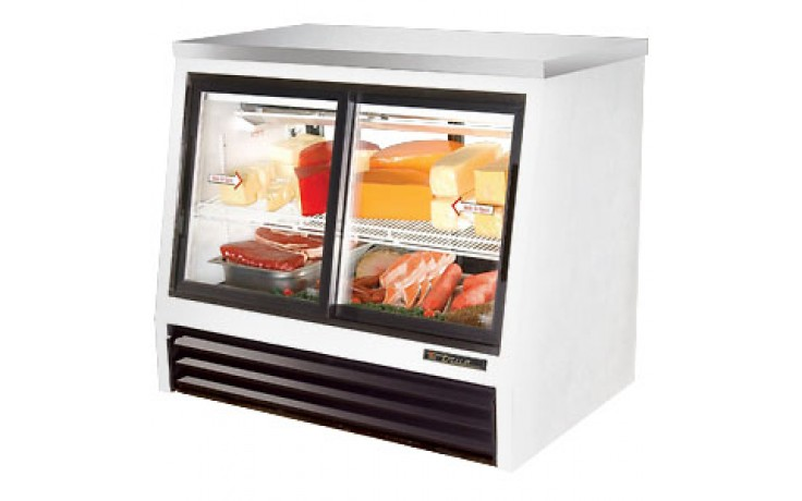 """48"""" W 17 Cubic Ft Four Door Counter Height - Self Serve"""