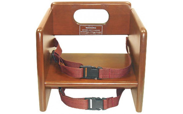 Wood Booster Seat