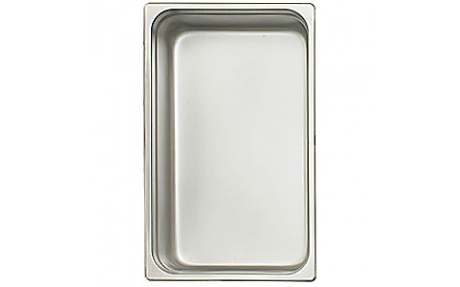 """20 3/4"""" x 12 3/4"""" x 4"""" Full Size Steam Table Pan"""
