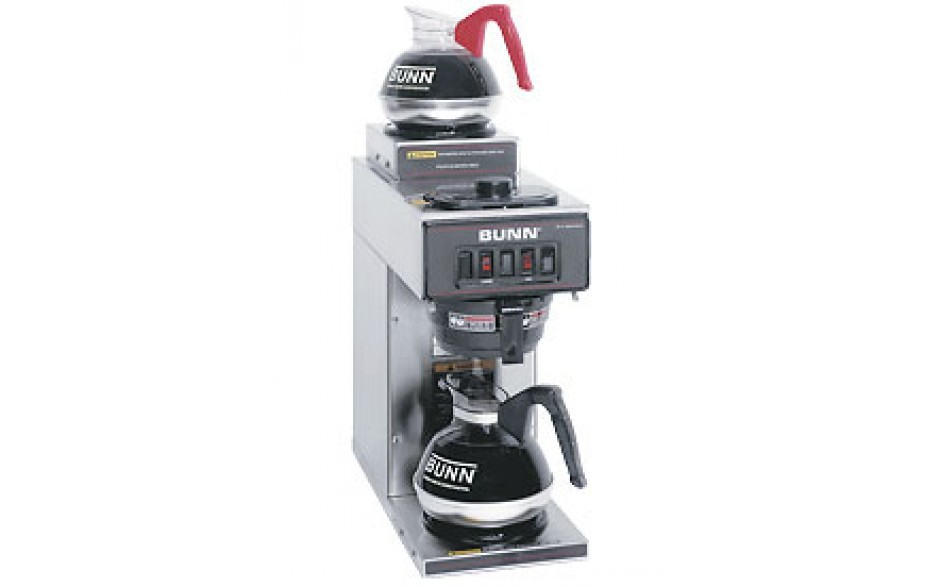 2 Station Low Profile Pourover Brewer