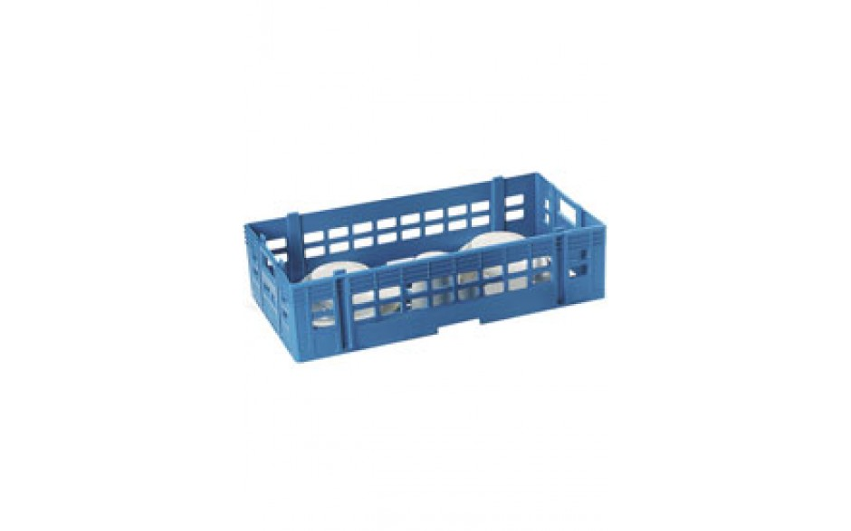 Open Half Size Stack-All® Rack