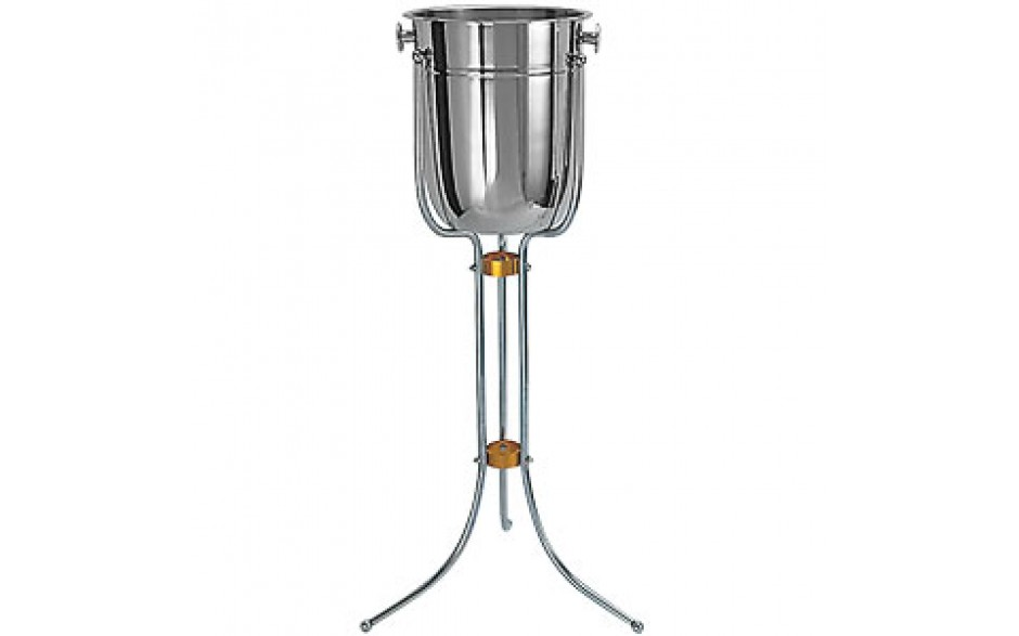 Champagne Bucket and Stand