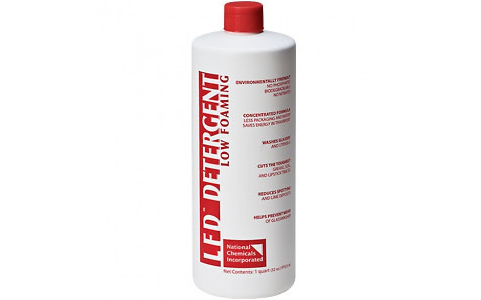 LFD® Low Foaming Detergent for Electric - 32 oz. Liquid