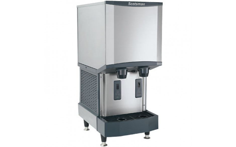 260 lbs. Daily Production 12 lbs. Capacity Countertop Nugget Ice Dispenser