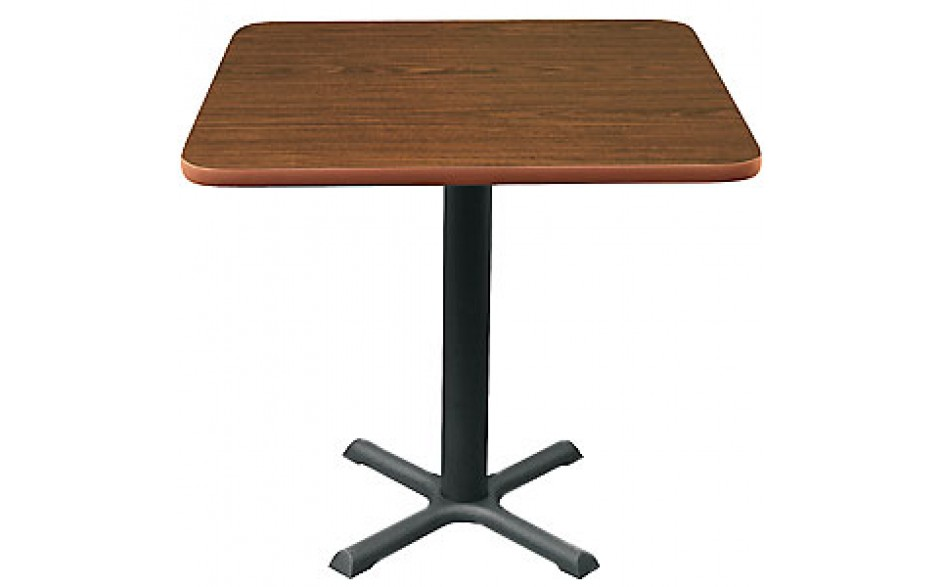 """22"""" Base 30"""" x 30"""" Complete Double-Sided Table"""
