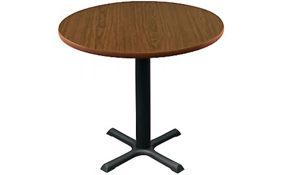 """22"""" Base 30"""" Round Complete Double-Sided Table"""