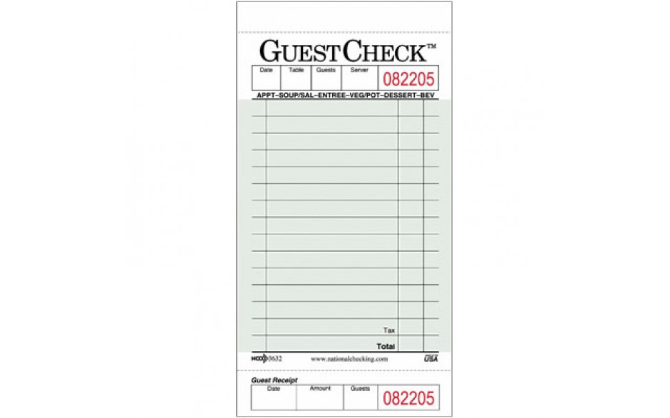 15/17 Lines Single Cardboard Double Sided - 50 Checks/Book, 50 Books/Pack