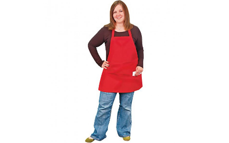 "30"" x 25"" Front-of-the-House Bib Apron"