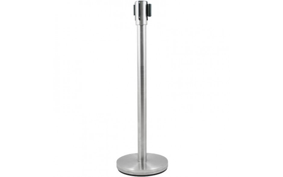 Stainless Crowd Guidance Post