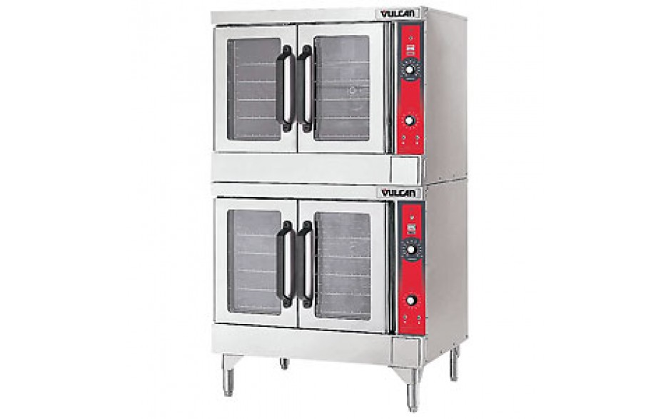 Double Electric VC Convection Oven