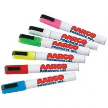 6 Pack Wet/Dry Erase Markers