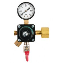 Single Gauge CO2 Regulator