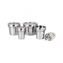 2.5 Quart Imported Stainless Steel Inset Pot Only