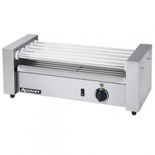 5 Roller 12 Hot Dog Grill